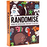 Randomise: The Hilarious Pocketsize Party Game of Acting, Drawing, and Describing
