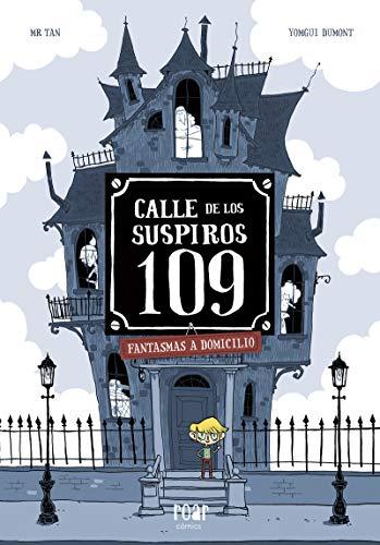 Calle de los Suspiros 109 (Roar cómics)