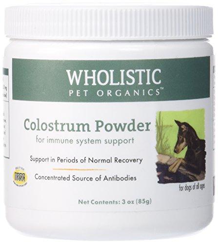 Wholistic Pet Colostrum 3oz