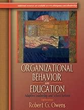 Organizational Behavior in Education: Adaptive Leadership and School Reform, Eighth Edition
