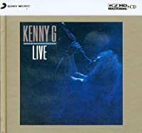 Live (K2 HD Master) by Kenny G (2012-01-17)