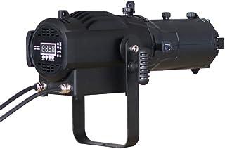 60W COB LED投影器、手動フォーカスとズーム、スポットライト、ビームピンスポットライト、冷白投影、カッティングパターンライト舞台照明 IMRELAX