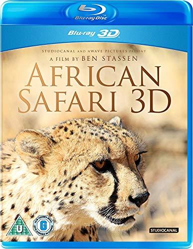 African Safari 3D [Blu-ray] [2017]
