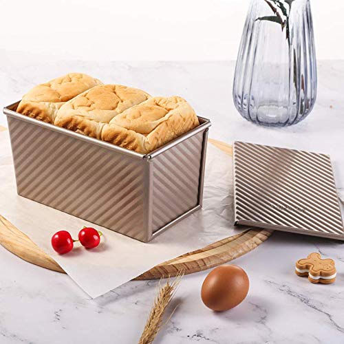 Gran integró pan olla XXL pan recuadro pan lata cerámica en rojo de diamantes