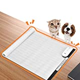 Pet Shock Mat - 30 x 16 Inches Pet Training Mat for Dogs & Cats, 3...