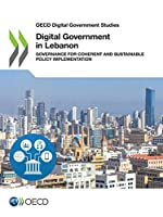 Oecd Digital Government Studies Digital Government in Lebanon Governance for Coherent and Sustainable Policy Implementation