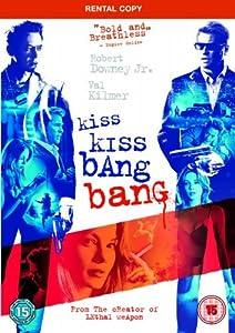 Kiss Kiss Bang Ban [DVD]
