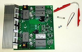 Electrolux–Conjunto Tarjeta de potencia izquierda para mesa de horno AEG–bvmpièces
