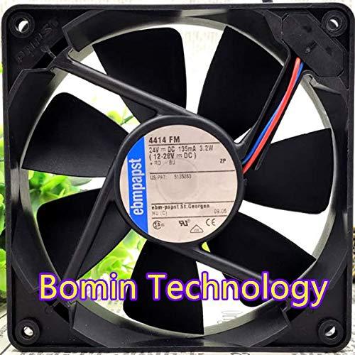 Bomin Technology for Delta FFB1224SHE-BROO 24V 1.20A 12CM Large air Volume Inverter Cooling Fan