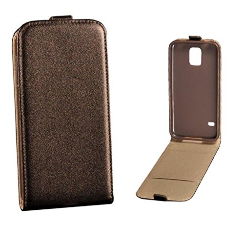 Custodia per Apple iPhone 6 4.7 Wallet Fronte trasparente BIANCA