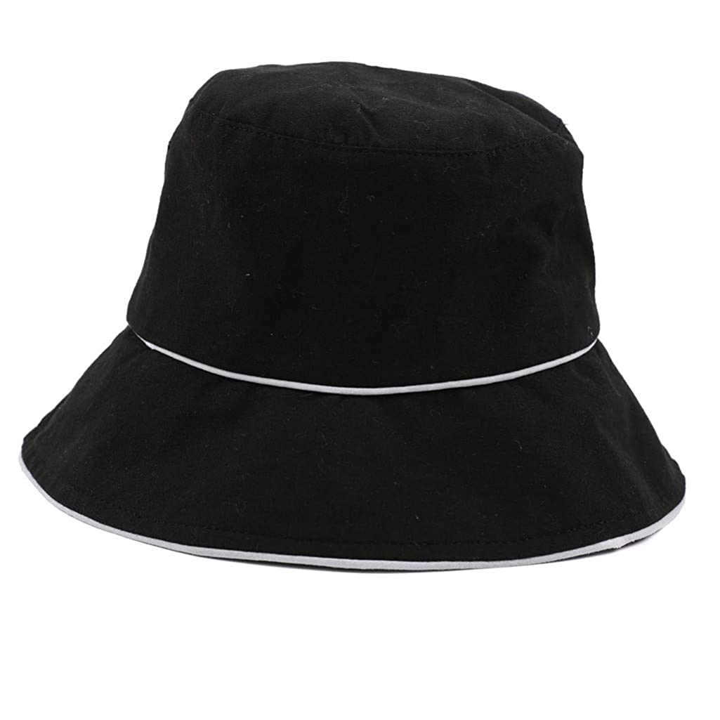ブースト書き出すリッチROSE ROMAN - 帽子 レディース uv 漁師の帽子 99%uvカット 小顔効果抜群 帽子 サイズ調整 テープ キャップ 黒 漁師帽 おしゃれ 可愛い ハット 折りたたみ 紫外線対策 ファッション ワイルド カジュアル リゾート 旅行