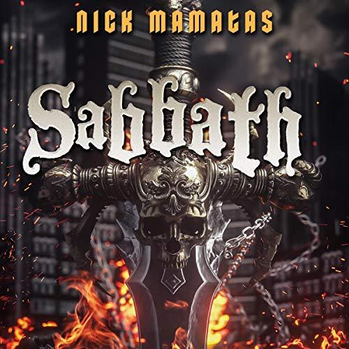 Sabbath audiobook cover art