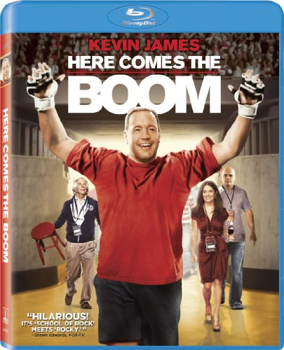 Here Comes the Boom (+ UltraViolet Digital Copy) [Blu-ray]