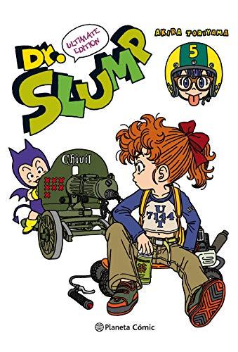 Dr. Slump nº 05/15 (Nueva edición) (Manga Shonen)