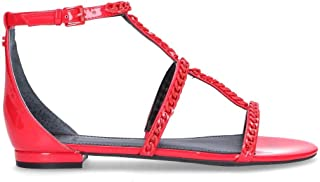 Guess Luxury Fashion Womens FL6RV2PAF03RED Red Sandals | Spring Summer 19