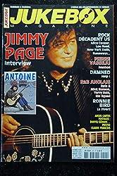JUKEBOX 201 * 2004 * JIMMY PAGE ANTOINE PIERRE VASSILIU RONNIE BIRD