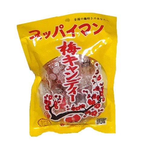 上間菓子店『スッパイマン 梅キャンディー』