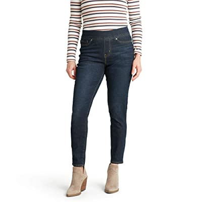 Signature by Levi Strauss & Co. Golf Label Pull-On Skinny Jeans