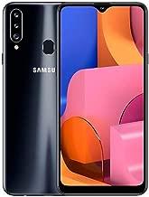 "$192 » Samsung Galaxy A20S Triple Cameras (32GB, 3GB RAM) 6.5"" Display US & Global 4G LTE GSM Unlocked A207M Single SIM International Model - Black (32GB + 64GB SD Bundle)"