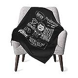 XCNGG Mantas para bebés edredones para bebésRocky Horror Show Logo Baby Blanket Super Soft Printed Blanket Receiving Blanket for Boys Girls, Stroller, Crib, Newborns, Receiving