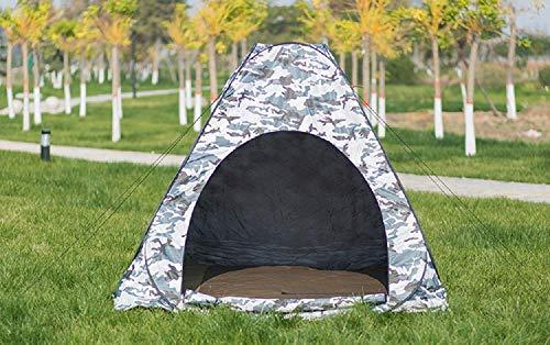 Draagbare Familie Camping tent 100% waterdicht met geschikte Tuin Vissen Strand Buiten HikingCamping tent dik katoen warme tent vissen koud