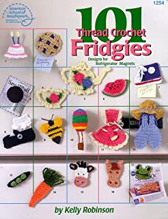 101 Thread Crochet Fridges