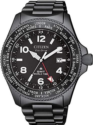 Citizen EcoDrive Promaster GMT BJ7107-83E