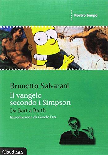 Il Vangelo secondo i Simpson. Da Barth a Barth