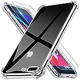 ALEXCASE Hülle Kompatibel mit iPhone 8 Plus / 7 Plus mit 2