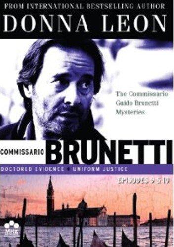 Donna Leon's Commissario Guido Brunetti - 9 & 10 [DVD] [Region 1] [NTSC] [US Import]