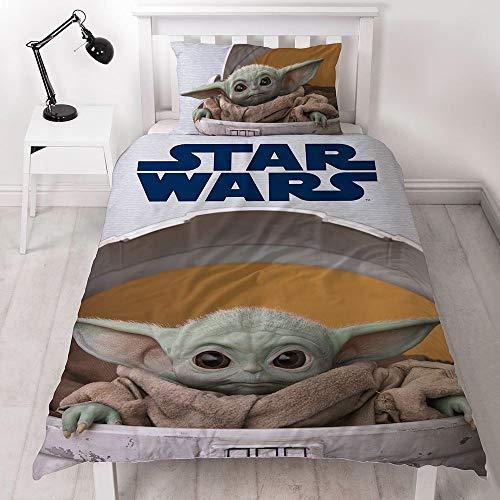 Baby Yoda Official Single Duvet ...