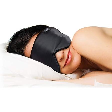 The Lion Sleep Mask \u2013 Complimentary Travel Pouch and Earplugs 100/% Light Block Adjustable Strap Memory Foam Premium Sleeping Mask