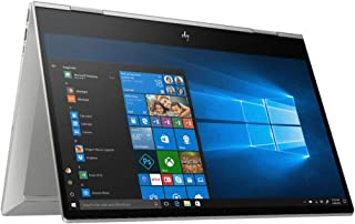 HP Envy x360 Convertible Laptop 15-DR1072MS- 15.6Inch FHD IPS Touch, Intel Core i7-10510U, 8GB, 512GB SSD, Intel UHD Graph...