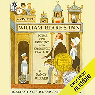 A Visit to William Blake's Inn audiobook cover art