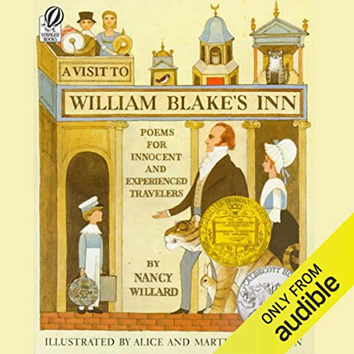 A Visit to William Blake's Inn  By  cover art