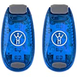 LED Safety Light 2 Pack - Nighttime Visibility for Runners, Cyclists,...