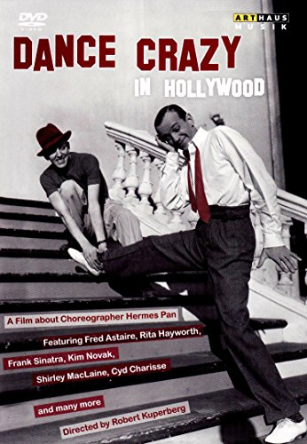 Hermes Pan, Sinatra,Haywort - Dance Grazy In Hollywood