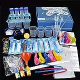 XuBa Kit de Aprendizaje de experimentos químicos para niños