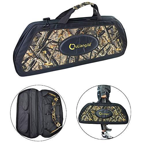 SHARROW Bogenkoffer Compoundbogen Tasche Bogentasche Rucksack Jagdtasche Tragetasche Bogen Tasche Bogenrucksack