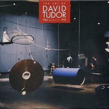 The Art of David Tudor (1963-1992), Vol. 1