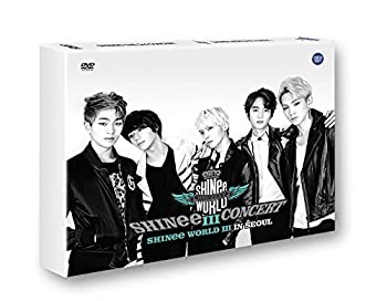SHINee - The 3rd Concert  SHINee WORLD 3 in SEOUL DVD [2 Discs + Special Photobook] + Extra Gift Photocards Set
