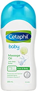Cetaphil Baby Oil For Hair