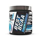 BPI Sports Best Bcaa Recharged – Endurance, Muscle, Recovery – Leucine, Isoleucine, Valine – Green Tea – Taurine – Coconut Water – Electrolytes – for Men & Women – Snow Cone – 25 Servings – 10.14 Oz
