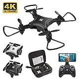 niyin204 Drone avec Caméra, Drones RC pour Débutants, Drone FPV WiFi avec Caméra 4K HD/Contrôle...