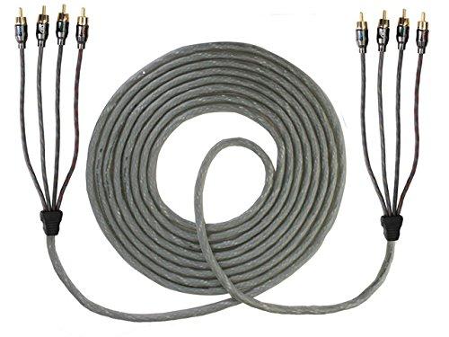 AIV Cinch Kabel - 4 Kanal - SILVERADO 5,5 m