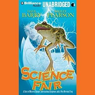 Science Fair audiobook cover art