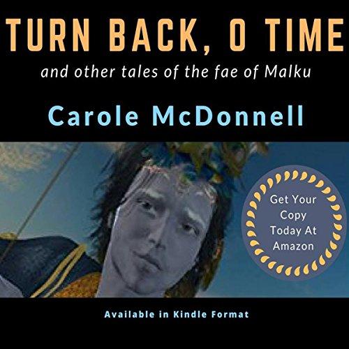 Turn Back, O Time audiobook cover art