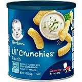 Gerber Snack Foods for Babies