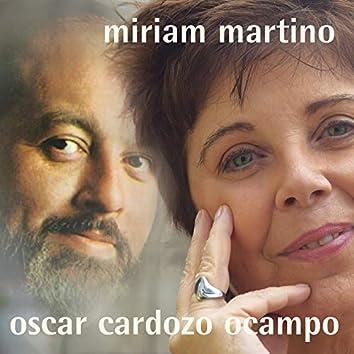 Miriam Martino Con Oscar Cardozo Ocampo