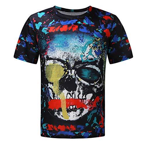 QWERT Herren T-Shirt Top Sportswear...